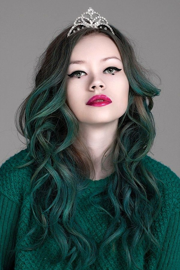 Emerald Princess By Anastasia Galaktionva Beauty