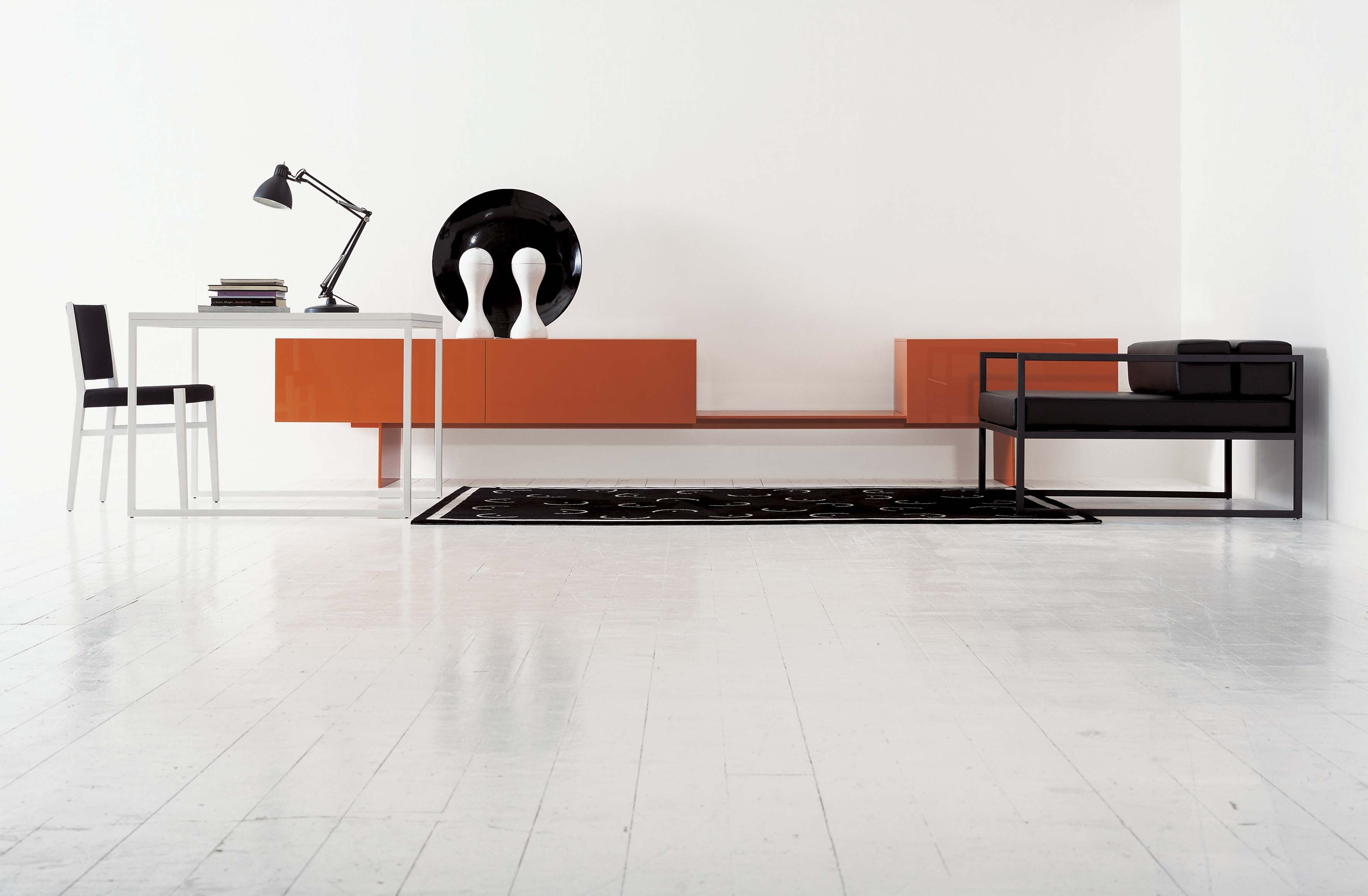 Cappellini Brings A Historic Piece Of Minimalist Furniture