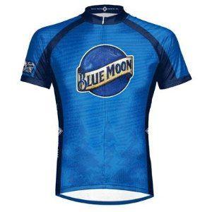 fa5ade473 Men s Blue Moon Coors Men s Cycling Jersey Short Sleeve Cycling Jersey