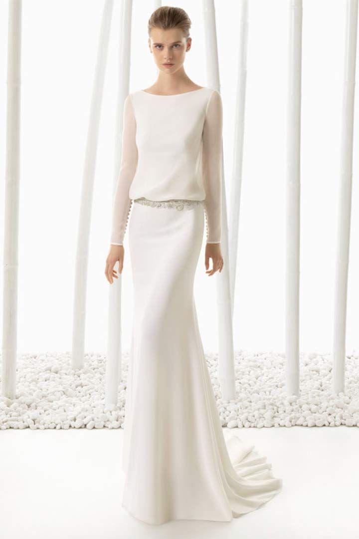 943268b0b 80 vestidos de novia para enamorarse - StyleLovely