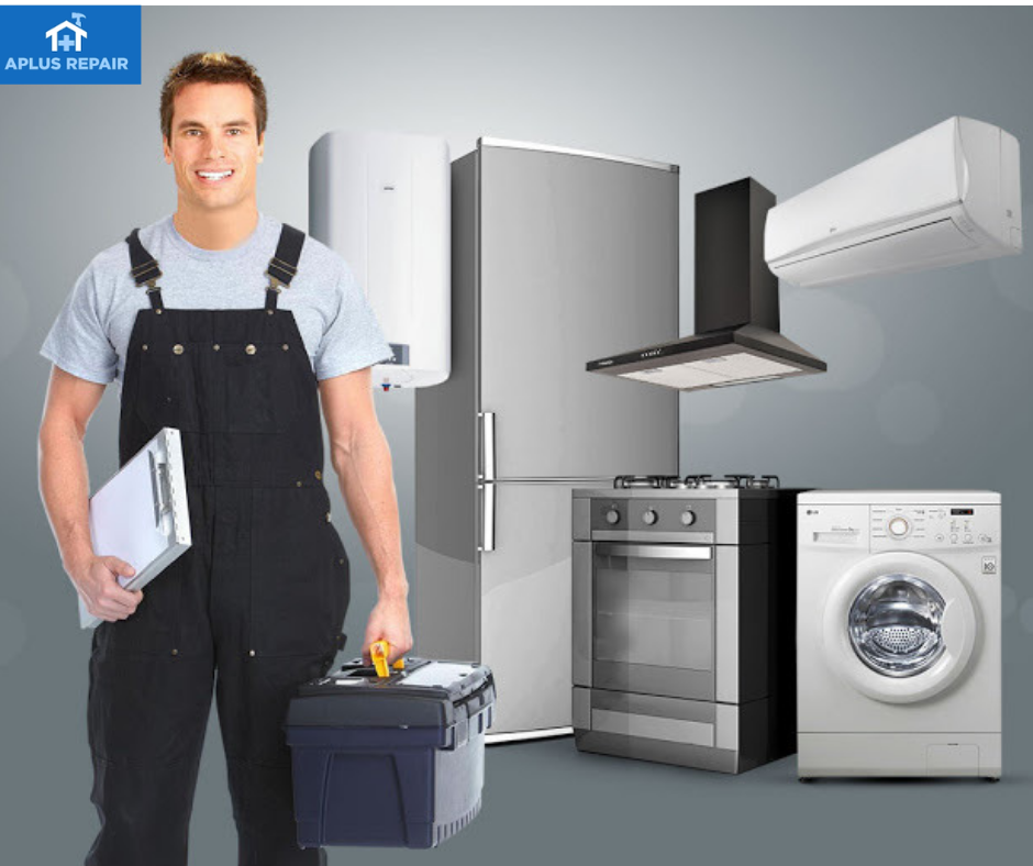 When you have a problem with your Appliances. You can