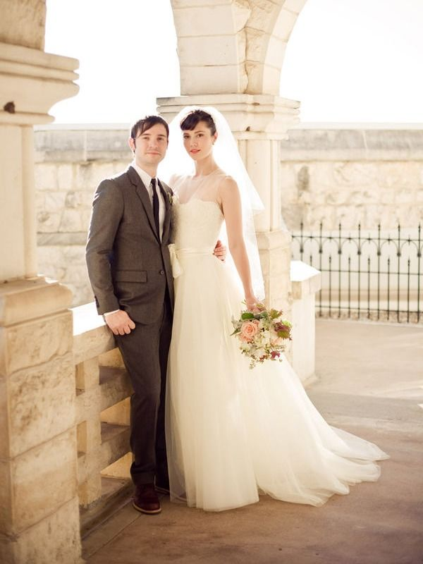 Vintage Austin, Texas Wedding by the Nichols | Weddings, Wedding ...