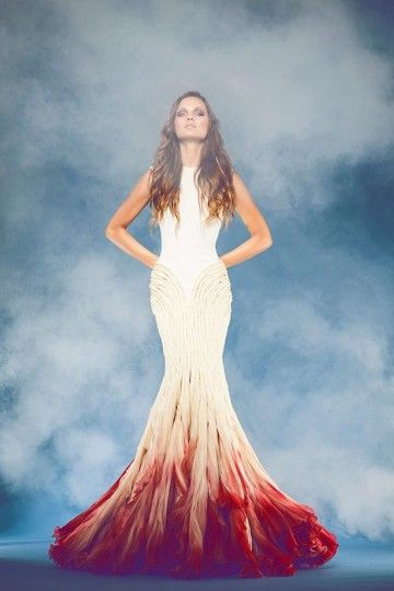 20 Stunning Non-White Wedding Dresses for the Bold and Daring ...