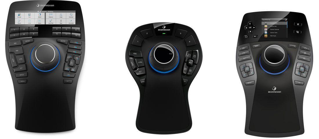 fd82a3fa794 3Dconnexion SpaceMouse Enterprise [Review | Technology-Cad-Mouse ...