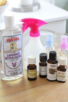 With this completely chemical free bug spray you can eliminate ants, flies, spiders and rodents around your home. Choose from essential oils with insect repellent effect such as: Citronella, Clove, Lemongrass, Rosemary, Tea Tree, Eucalyptus, Lavender or Mint.