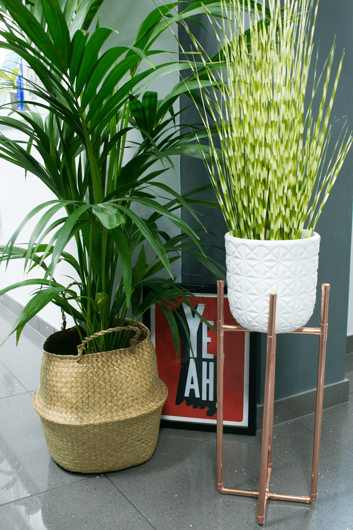 DIY Copper Plant Pot Stand | Plant Pot Holder | Display | Houseplant | Plant  Pot Stand Ideas | Planters | Metal | Spaces | Plant Pot Stand Projects |  Decor ...