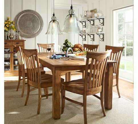 $1699 - seats 12 - Benchwright Reclaimed Wood Extending Dining ...