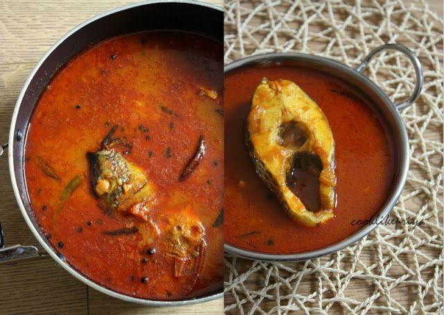 Amma S Fish Curry Tamarind Fish Curry Tamarind Fish Fish Curry Recipe