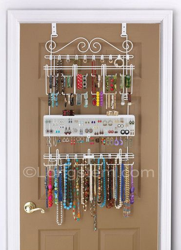Longstem Jewelry Organizer Giveaway Walls Organizations and