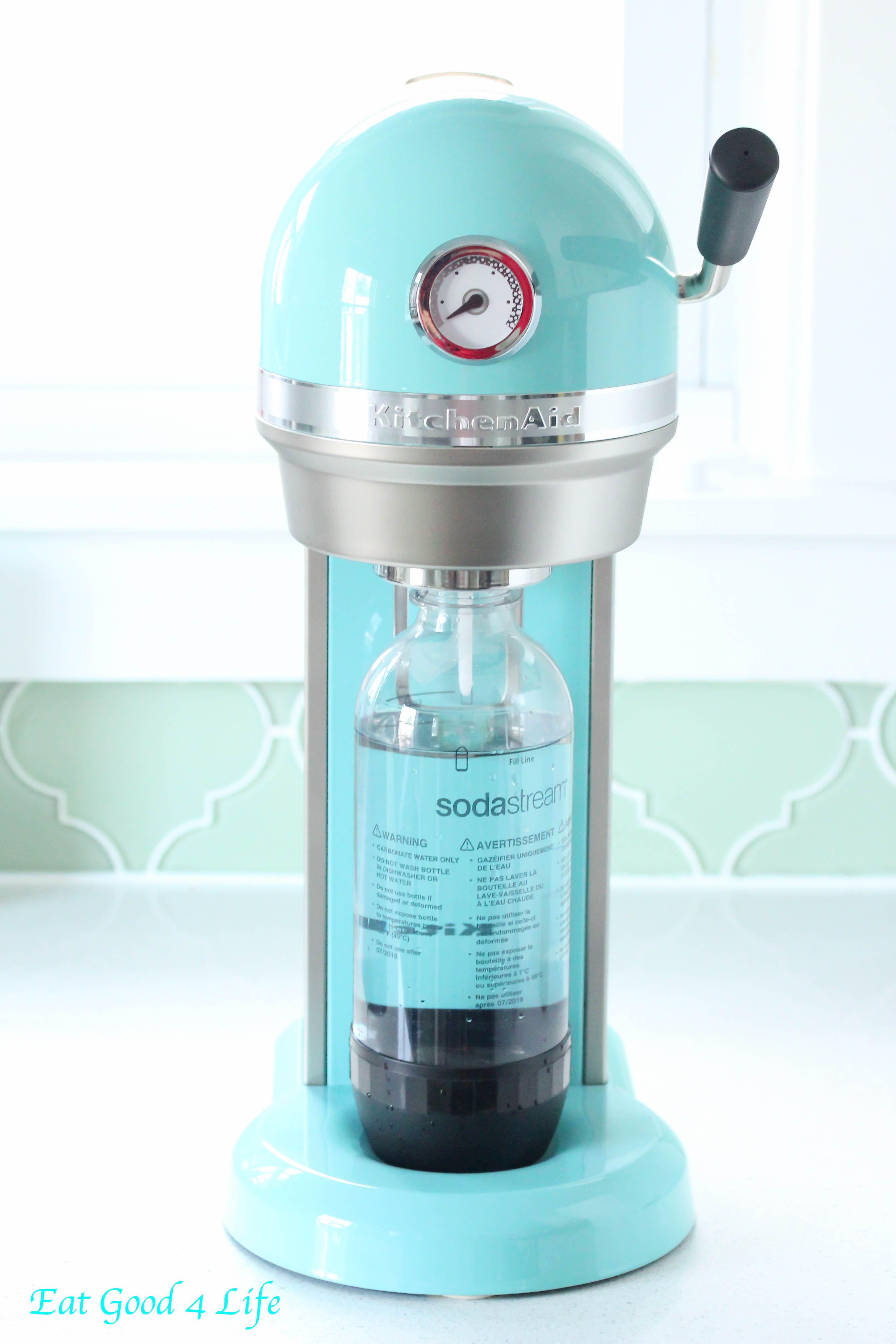 KitchenAid Sodastream - Google zoeken | Kitchenaid | Pinterest ...