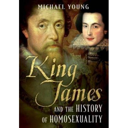 King james history homosexuality