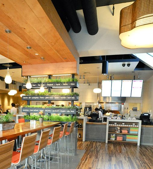 Lyfe Kitchen With Images Healthy Restaurant Design Healthy