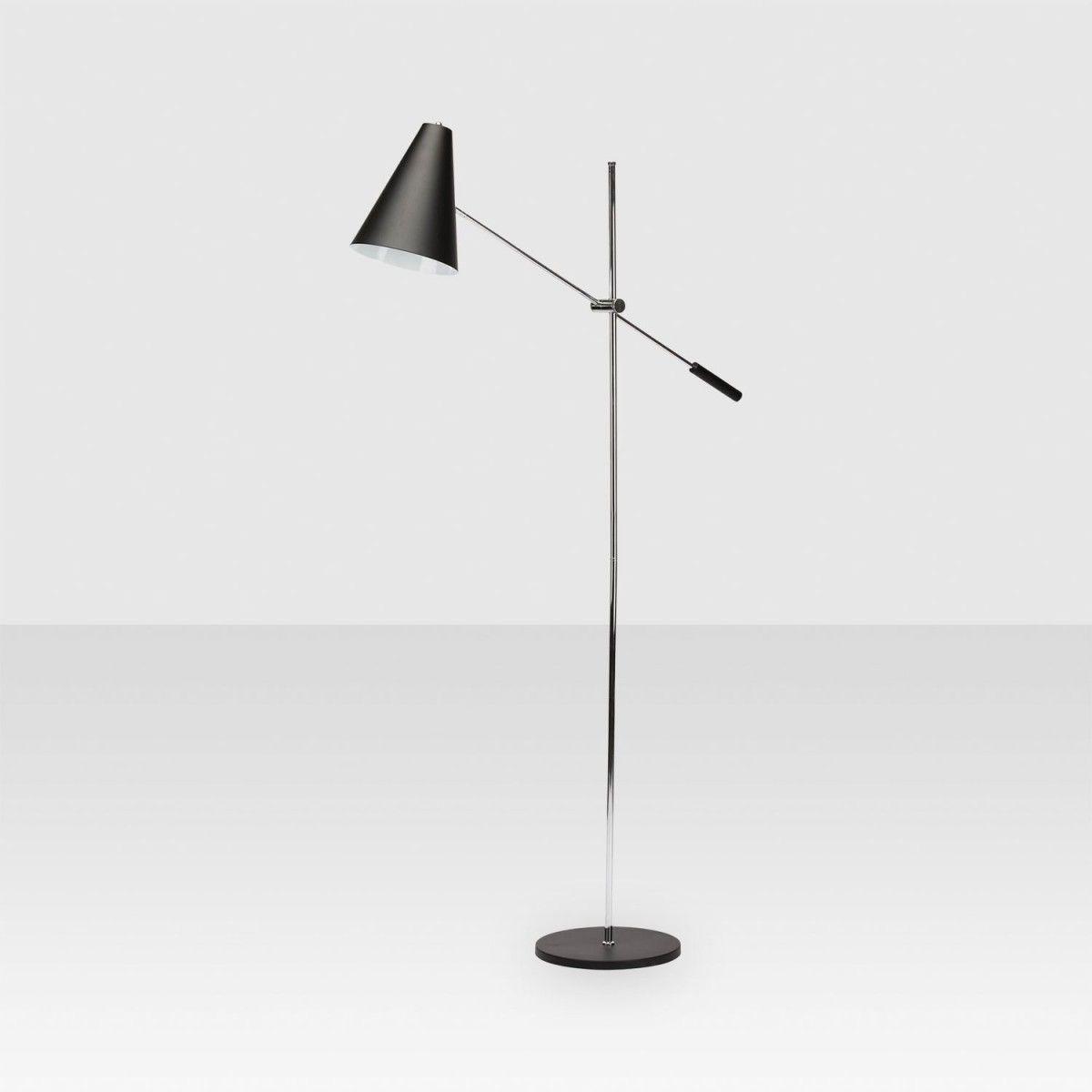 Mitchell Floor Lamp Black Black Floor Lamp Floor Lamp Lamp