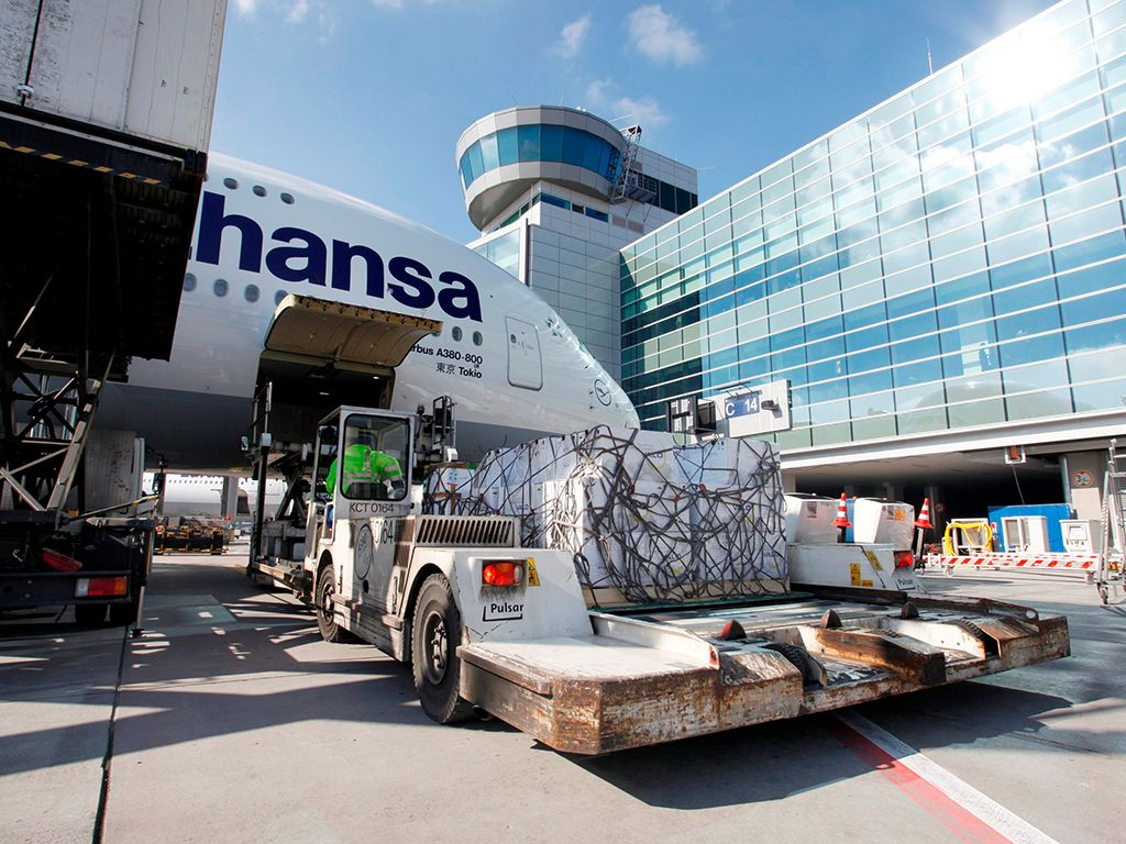 Frankfurt remains Europe's busiest cargo airport in 2017