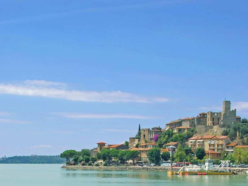 Lake Trasimeno And Its Villages Umbria Italia Vacanze In Italia