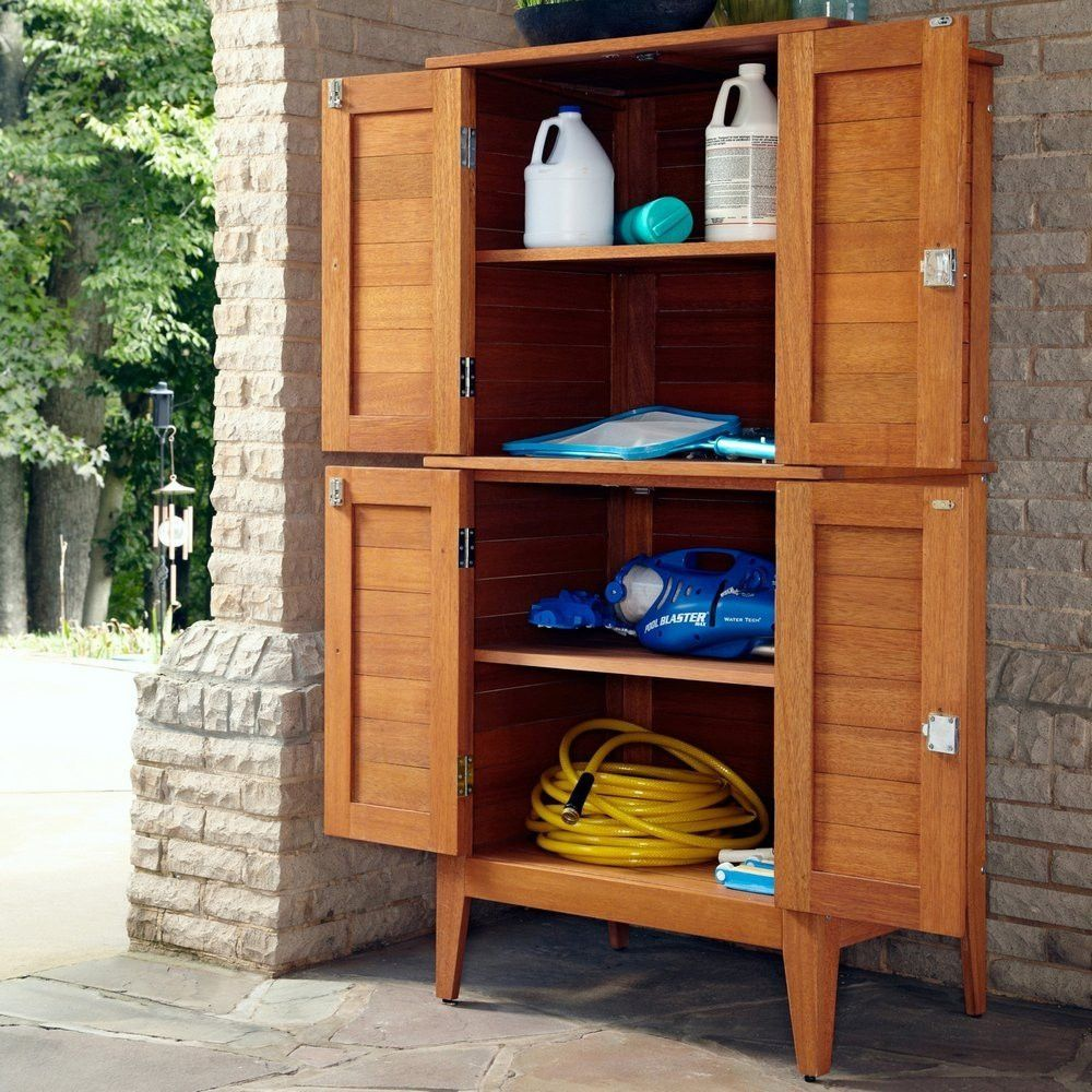 50 Outdoor Pool Storage Cabinet Best Kitchen Cabinet Ideas Check More At Http Www Planetgreenspot Co Outdoor Storage Cabinet Patio Storage Outdoor Cabinet