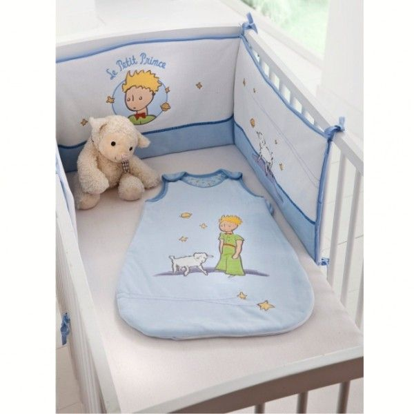 tour de lit bébé le petit prince Tour de lit
