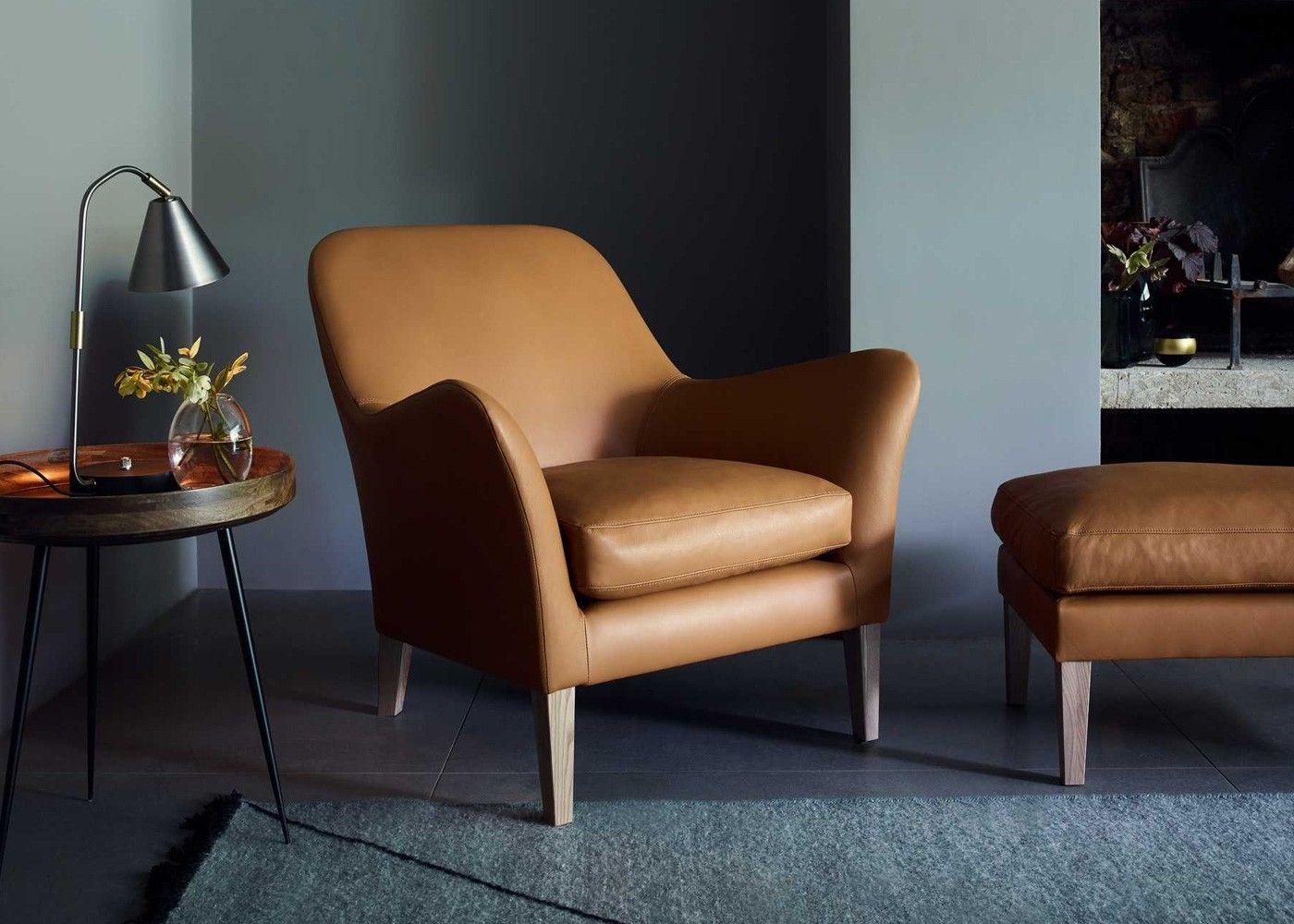Wallis Armchair | Compact armchair, Armchair design, Sofas ...