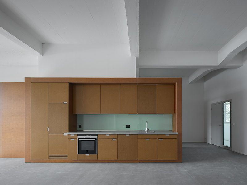 Küchen Adrian ~ Adrian streich conversion of a shoe factory to residential lofts
