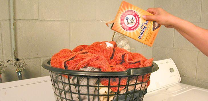 6 Ways To Use Baking Soda With Your Laundry Baking Soda In