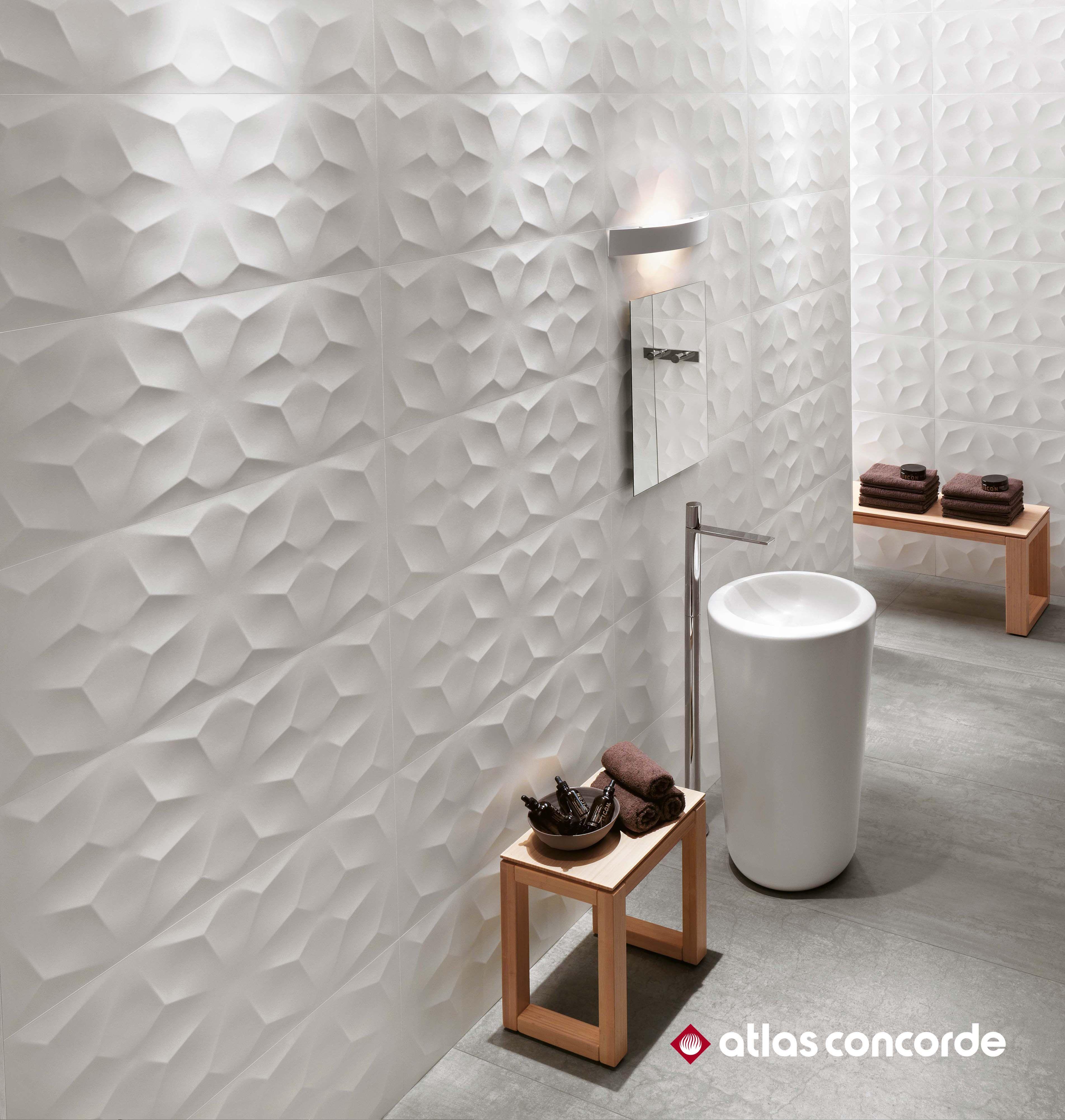 Atlas Concorde Placas De Ceramica Y Gres Porcelanico Decorative Wall Tiles Wall Design Wall Cladding