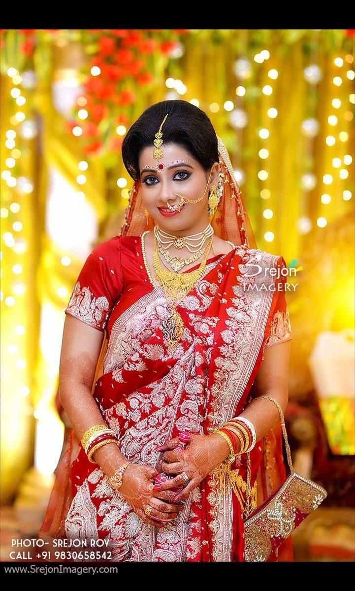 Bengali #Bride #wedding #India | Bengali Wedding | Pinterest