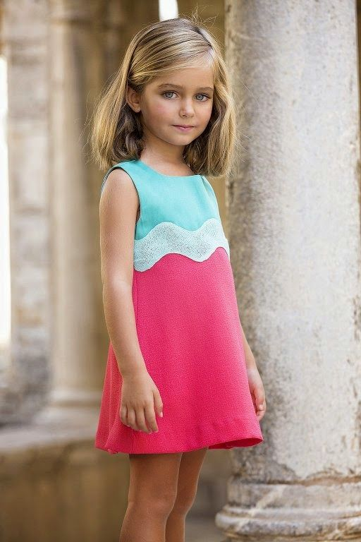Blog moda infantil | vestidos niña | Pinterest | Kleider ...