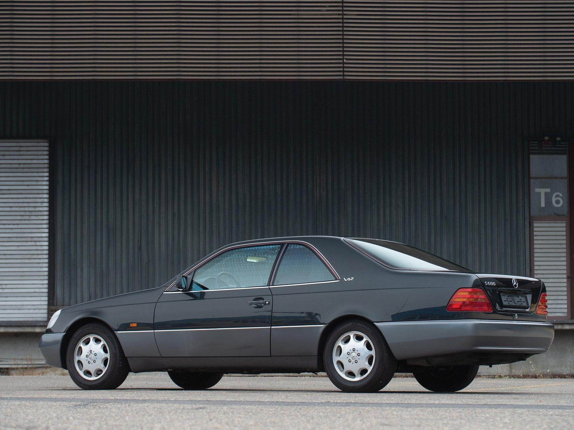 1993 Mercedes Benz S600 Mercedes Benz Mercedes Benz