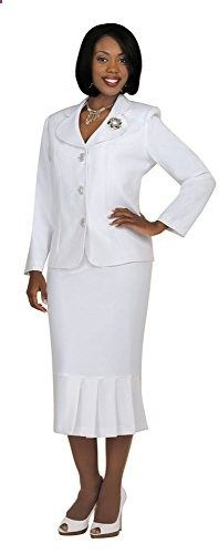 Womens Suit, Church Suit, Choir,Group Usher, Work Clothing,Plus Size 2PC Skirt Set  Go to the website to read more description.