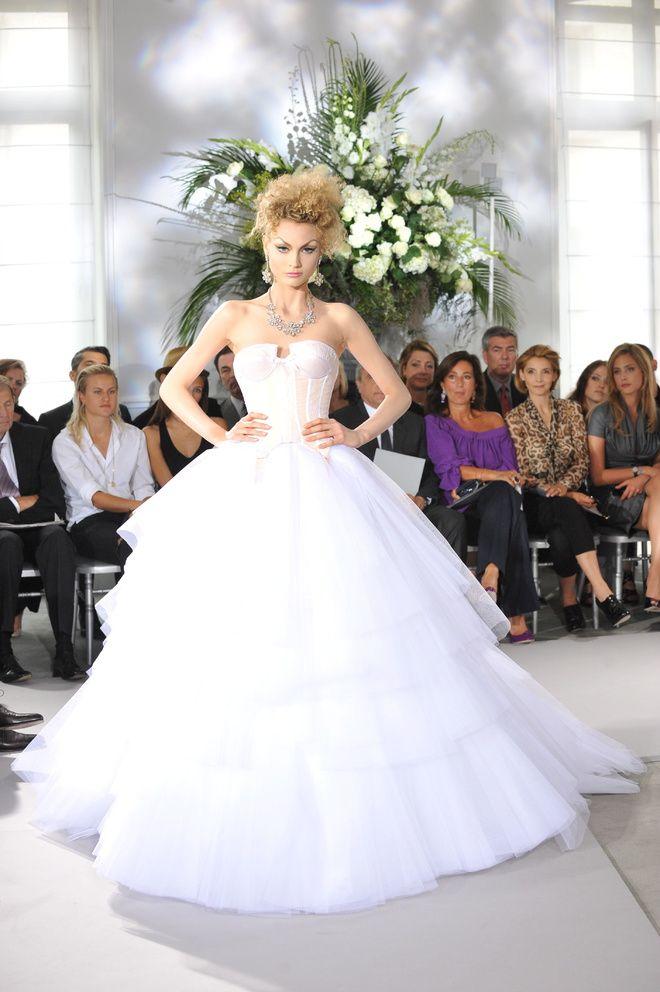 ae8c192532e Le défilé Christian Dior haute couture automne-hiver 2009-2011
