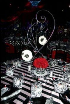 Burton Themed Wedding Pesquisa Google