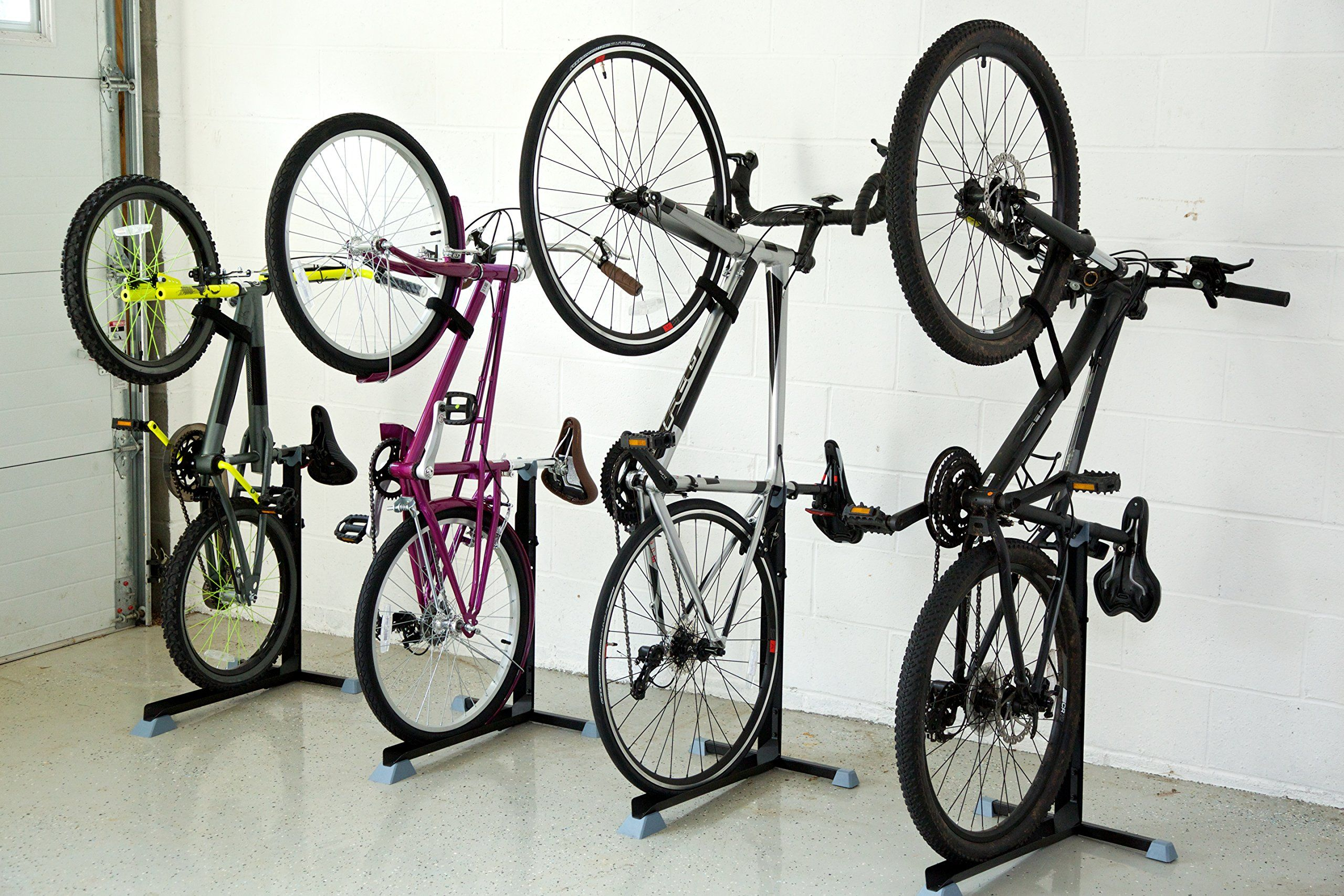 Bike Nook Bicycle Stand The Easytouse Upright Design Lets You
