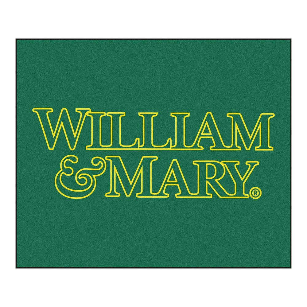 William & Mary Tribe NCAA Tailgater Floor Mat (5'x6')