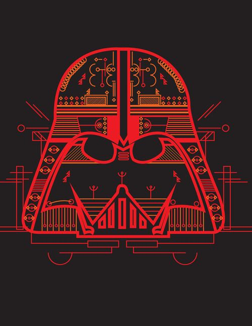 Darth Vader by Robert Dingcong