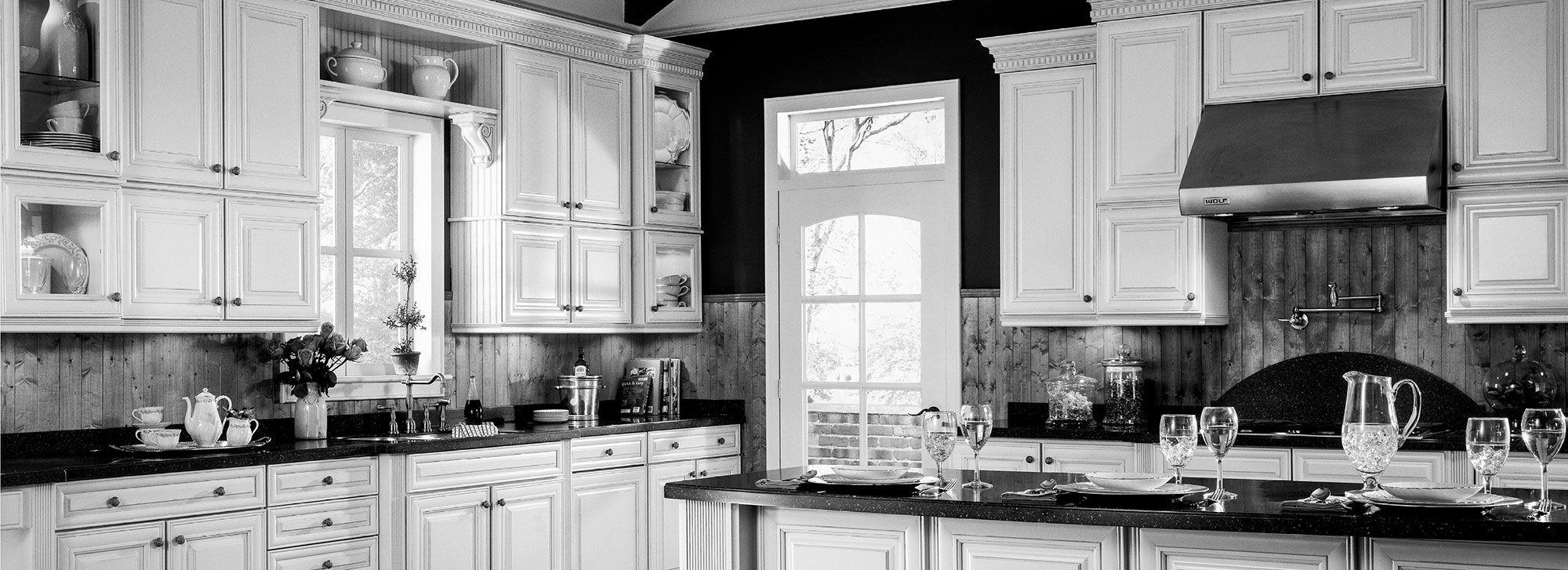 American Woodmark Shenandoah Kitchen Cabinets   http ...