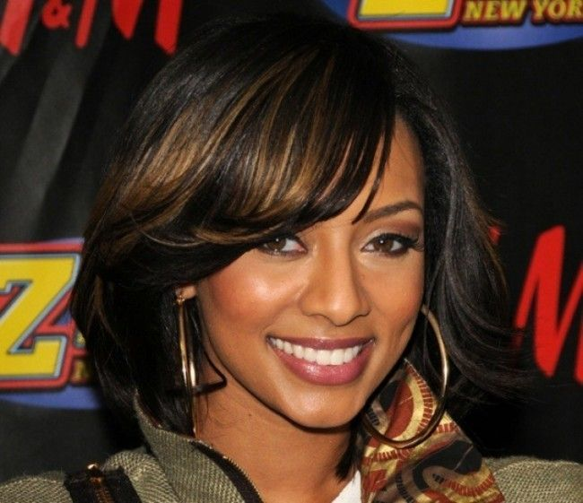 shoulder length black hairstyles - Google Search | Hair ...