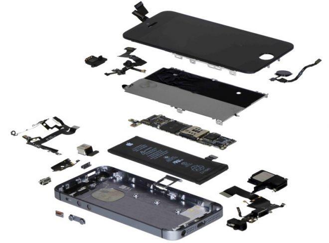 iPhone SE, nuovo teardown: le componenti interne costano 160 dollari  #follower #daynews - http://www.keyforweb.it/iphone-teardown-le-componenti-interne-costano-160-dollari/
