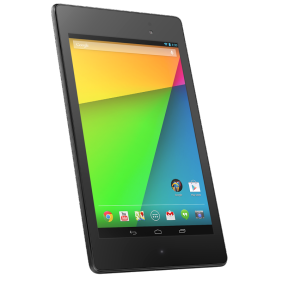 Nexus 7 Android Tablet Review for School Libraries