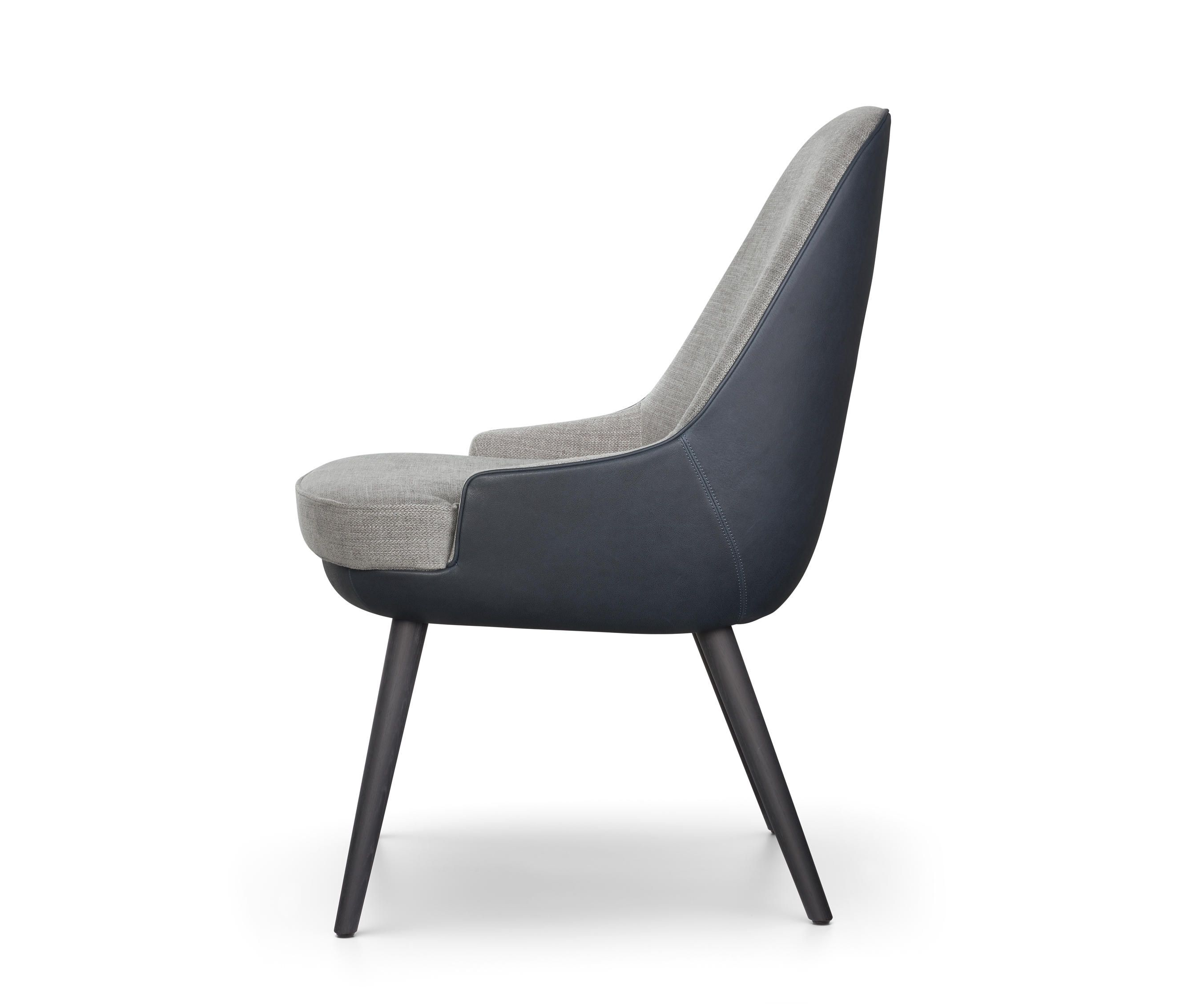 Walter Knoll Bureaustoel.375 Side Chair Lounge Chairs From Walter Knoll Architonic