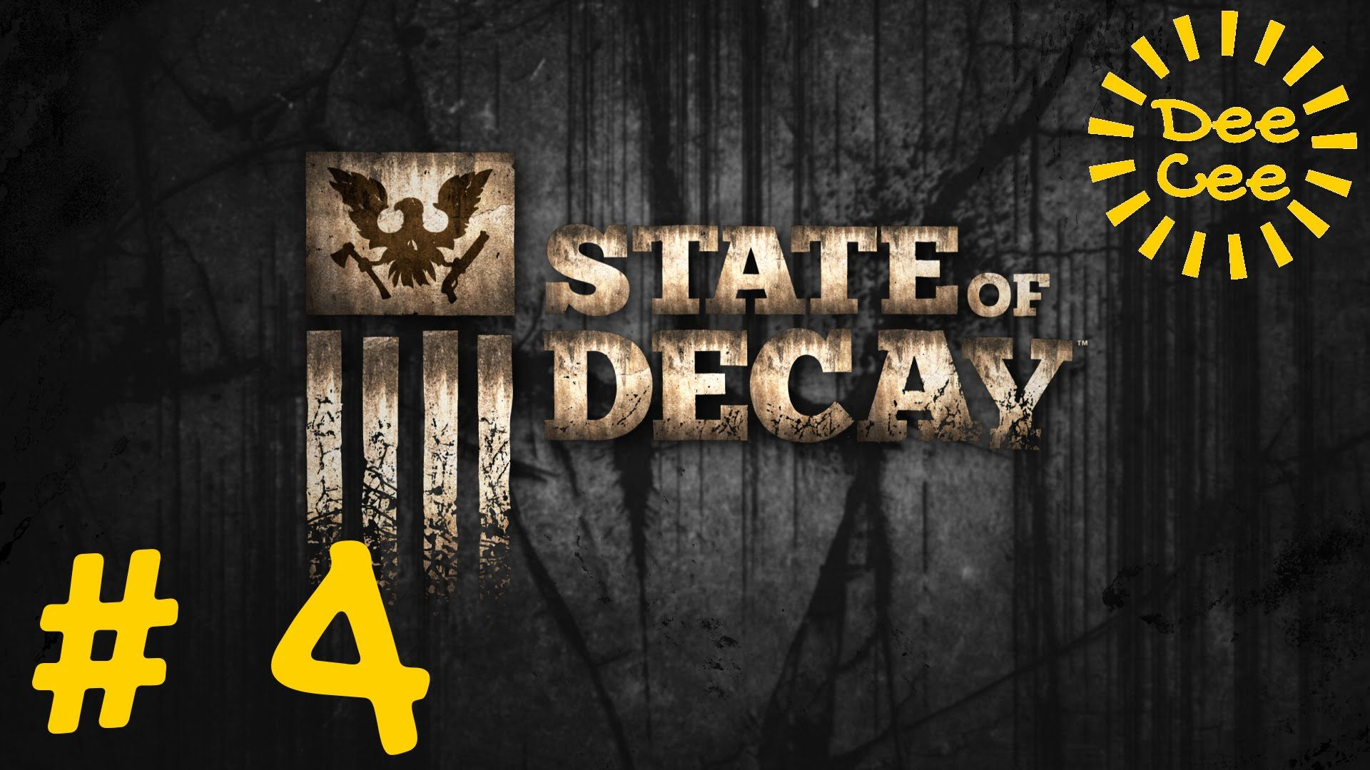 State of Decay: YOSE - Episode 4 - The Church Community - Let's Play - W...