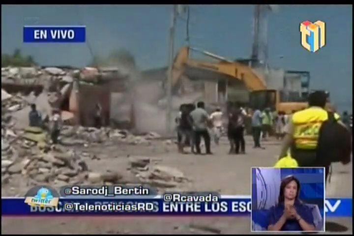 Ecuador Anuncia Drásticas Medidas Económicas, Para Aliviar Crisis Por Terremoto