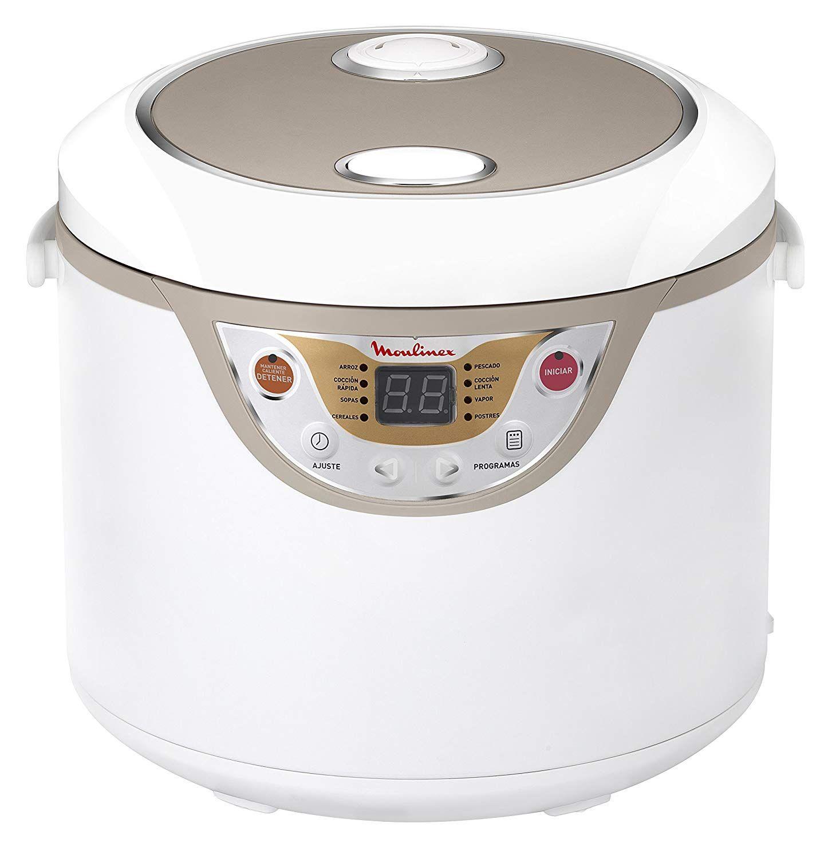 Moulinex Maxichef Mk302121 Robot De Cocina De 8 Programas Automáticos Cuenco Con Capacidad De 3 5 Litros Apto Para Lavavajil Robot De Cocina Robot Automatas