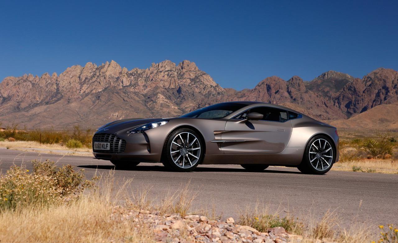 Aston Martin One 77 Wallpaper Picture #CXf
