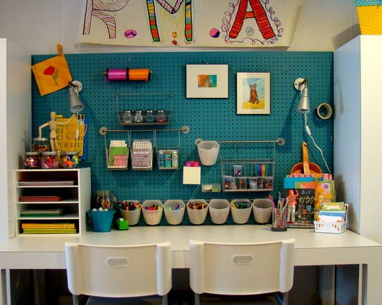 organize your crafts guys with kids clean house happy spouse rh pinterest es