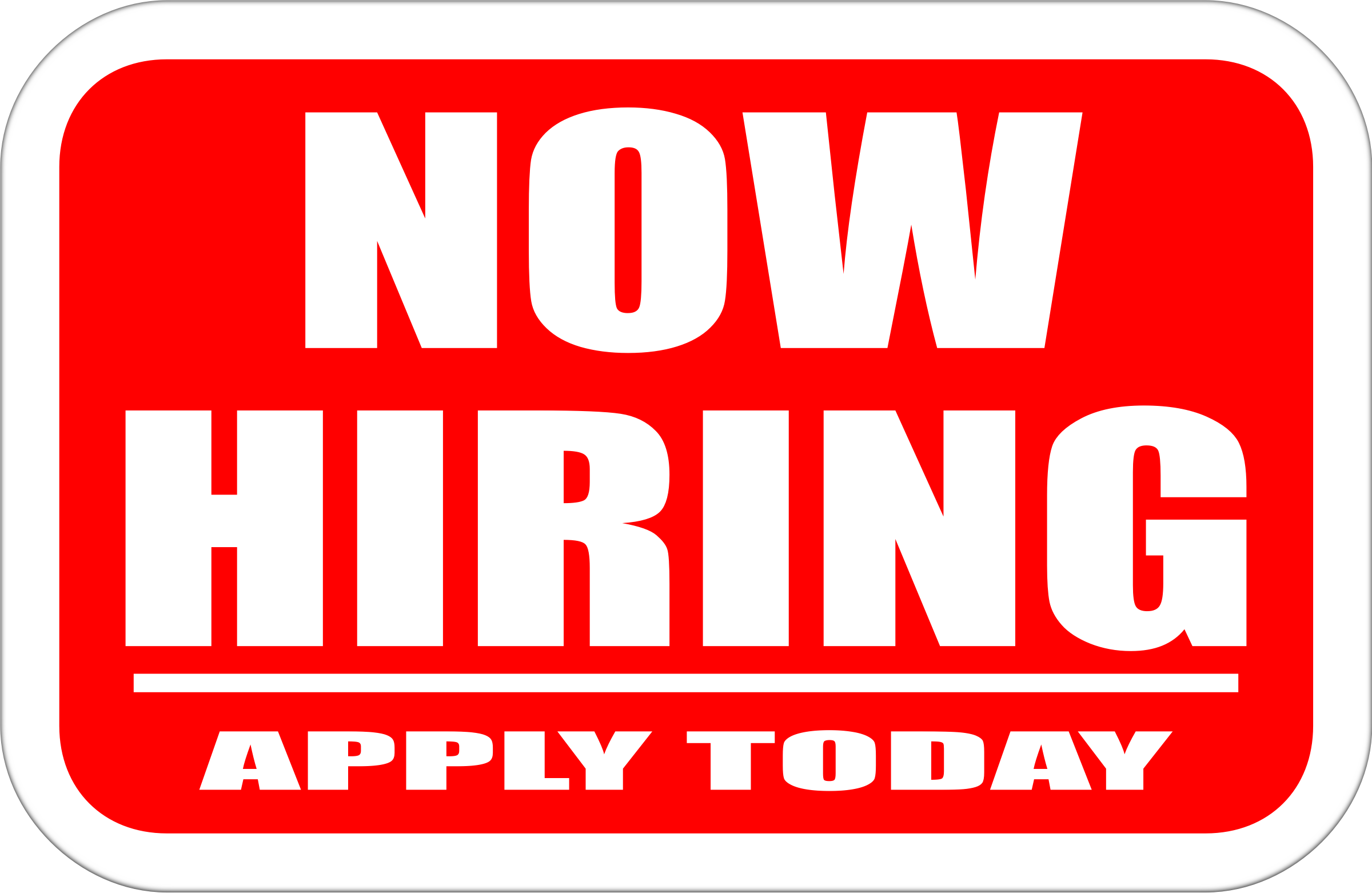 Now Hiring Sign Now hiring sign, Personal trainer jobs