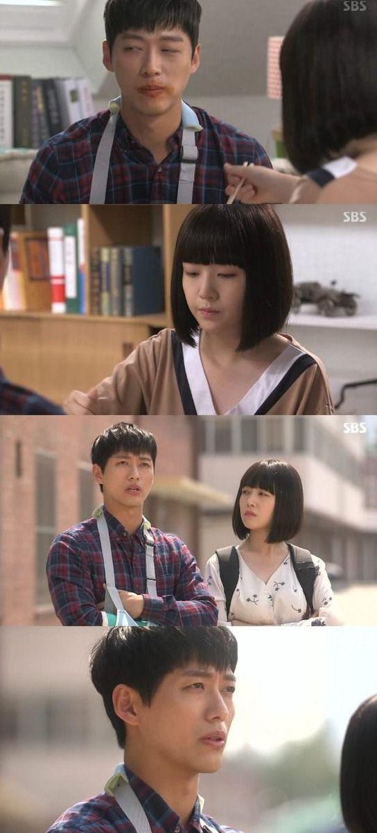 Beautiful Gong Shim Ep 13 : beautiful, Spoiler], Added, Episodes, Captures, Korean, Drama, 'Beautiful, Shim', Drama,, Episode