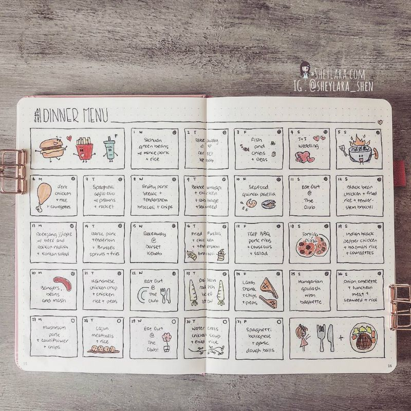Pin On Bullet Journals