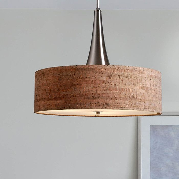 Found It At Allmodern Bulletin 3 Light Drum Pendant