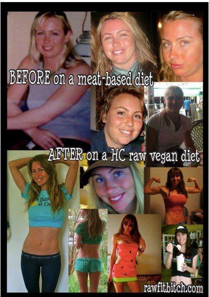 freelee before vegan