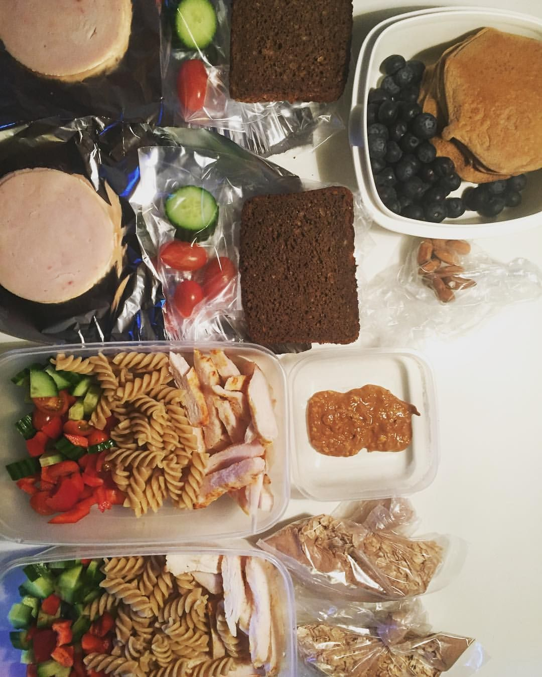mad til vægttab